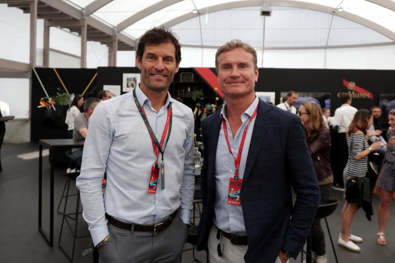 david coulthard mark webber